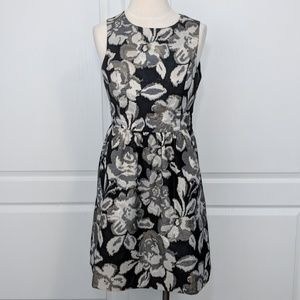 Anthropologie Tabitha Jacquard Dress 6